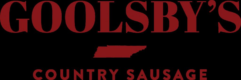Goolsby's Sausage Logo